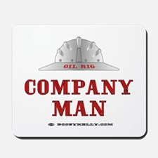 Company Man Mousepad