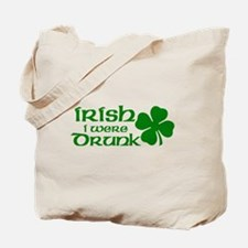 Irish Drunk Tote Bag