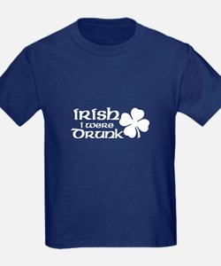 Irish Drunk T