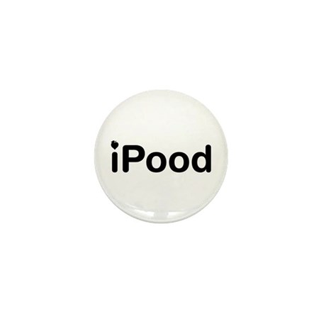 iPood Mini Button (10 pack)