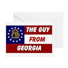 GEORGIA GUY Greeting Cards (Pk of 20)