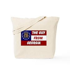 GEORGIA GUY Tote Bag