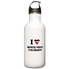I love Monte Vista Col Water Bottle