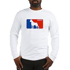 """Boxer MLD"" Long Sleeve T-Shirt"