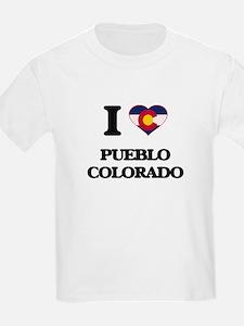 I love Pueblo Colorado T-Shirt