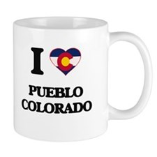 I love Pueblo Colorado Mugs