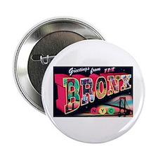 "Bronx New York City 2.25"" Button (10 pack)"