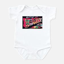Bronx New York City Infant Bodysuit