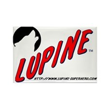 Lupin Rectangle Magnet (100 pack)