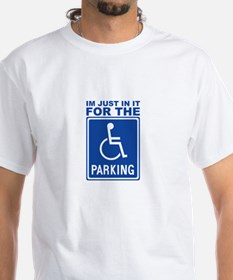 Handicap Parking Shirt