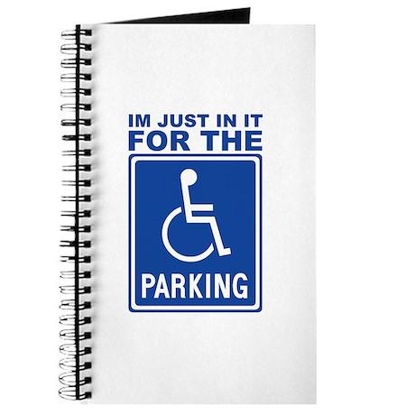 Handicap Parking Journal