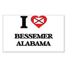 I love Bessemer Alabama Decal