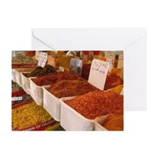 Spices Greeting Cards (Pk of 10)