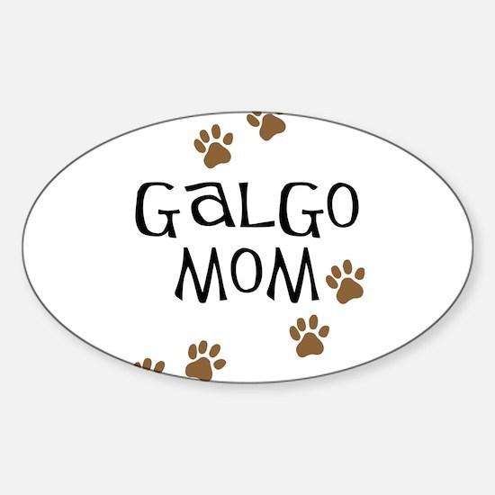 Galgo Mom Decal