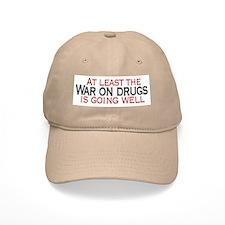 War on Drugs Baseball Cap