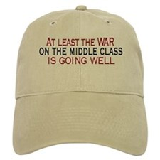 War on Middle Class Baseball Cap