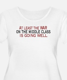 War on Middle Class T-Shirt