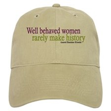 Well Behaved Women Baseball Cap
