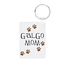 Galgo Mom Keychains