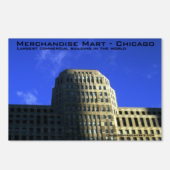 Merchandise Mart Postcards (Package of 8)