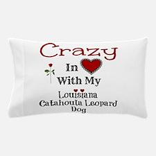 Louisiana Catahoula Leopard Dog Pillow Case