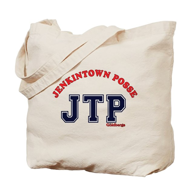 Jtp The Goldbergs Tote Bag By Movieandtvtees