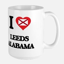 I love Leeds Alabama Mugs