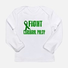 In The Fight Against CP 1 (Sister) Long Sleeve T-S