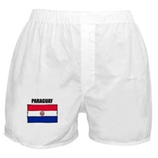Paraguay Boxer Shorts