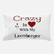 Leonberger Pillow Case