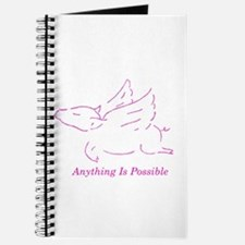 Cute Flying pigs Journal