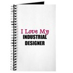 I Love My INDUSTRIAL DESIGNER Journal
