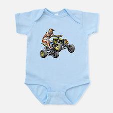 ATV Quad Racer Freestyle Body Suit