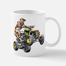 ATV Quad Racer Freestyle Mugs
