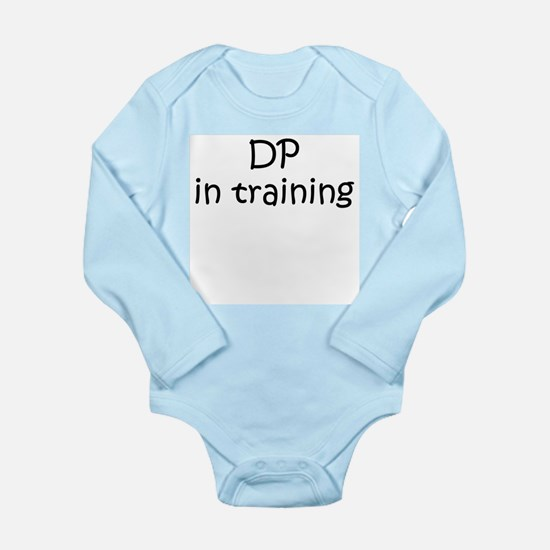DP in training Infant Bodysuit Body Suit