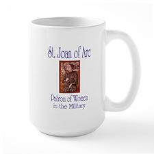 St. Joan of Arc Mug