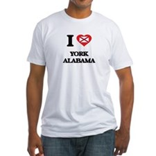 I love York Alabama T-Shirt