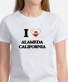 I love Alameda California T-Shirt