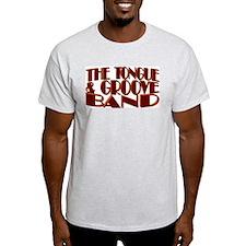 T&G Band Ash Grey T-Shirt