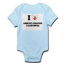 I love Arroyo Grande California Body Suit