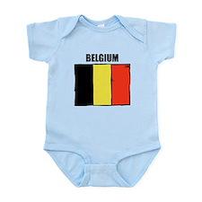 Belgium Body Suit