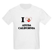 I love Azusa California T-Shirt