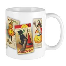 TLK020 Halloween Borders Mug