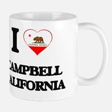 I love Campbell California Mug