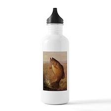 Vintage Largemouth Bro Sports Water Bottle