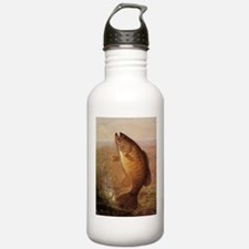 Vintage Largemouth Bro Sports Water Bottle