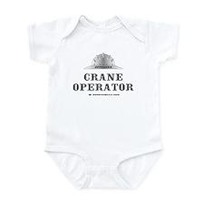 Crane Operator Onesie