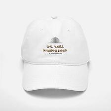 Oil Well Firefighter Baseball Baseball Cap