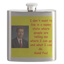 rand paul quote Flask