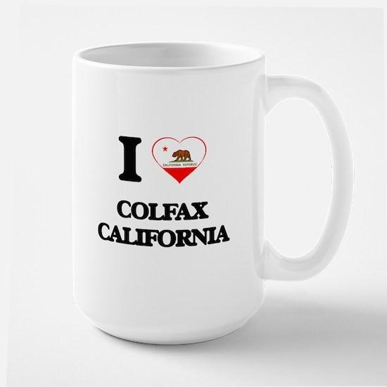 I love Colfax California Mugs